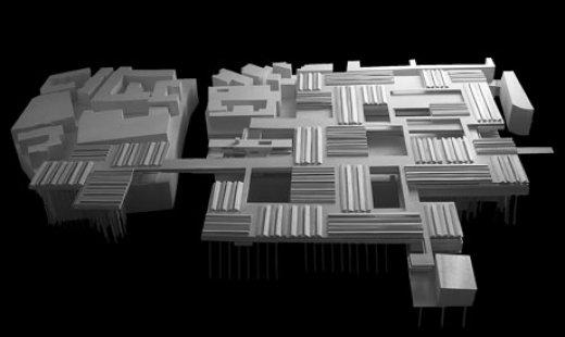 Venezia e l 39 architettura moderna dall ospedale di le for L architettura moderna